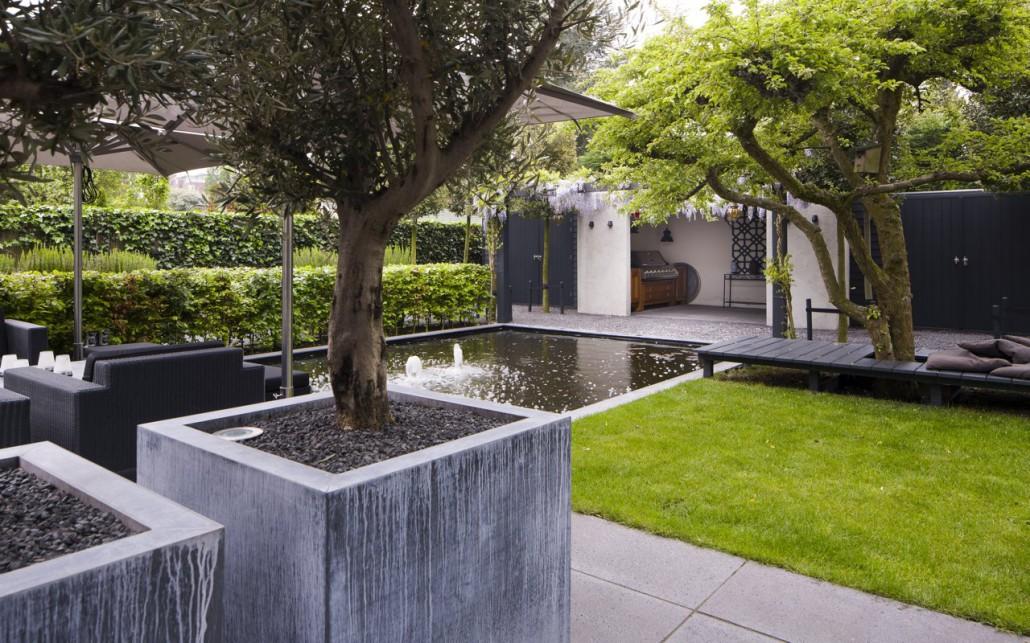 Exclusieve tuinen loungeset 2017 - Tuin met openlucht design ...