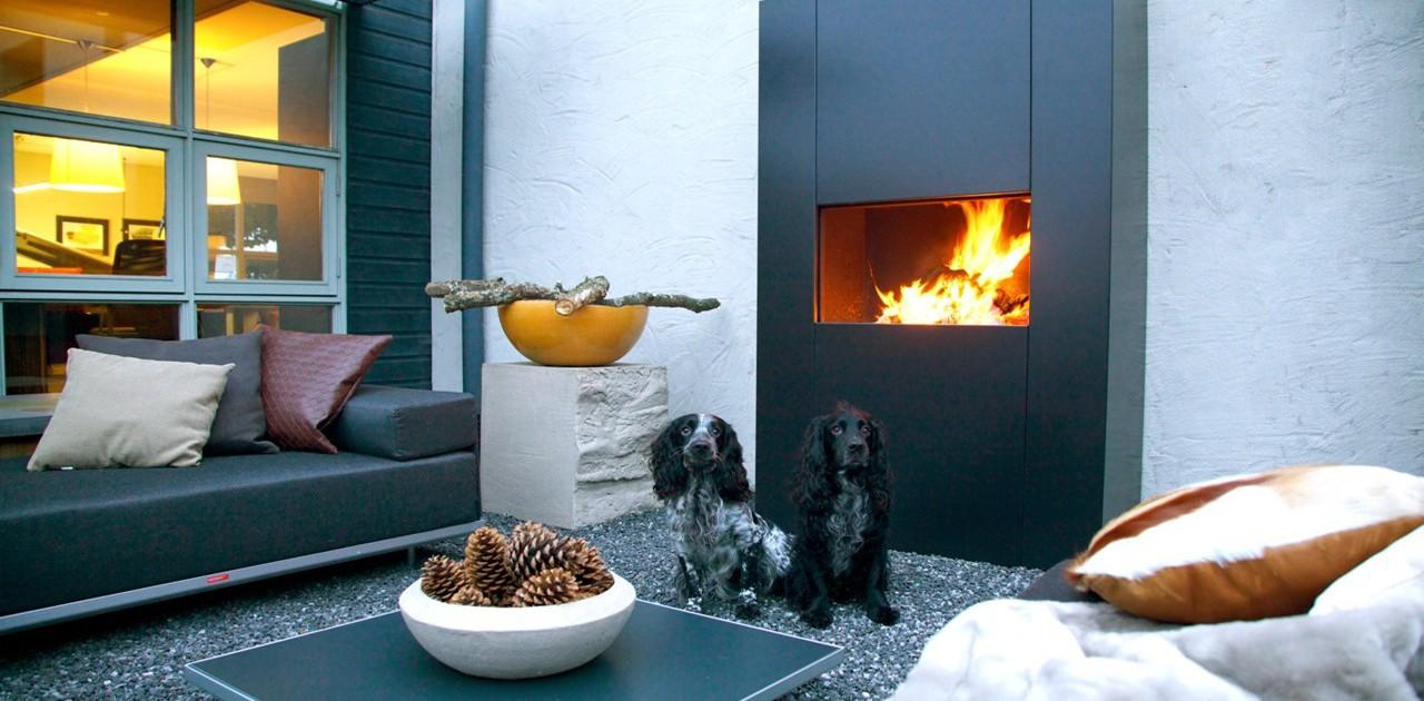 Fabulous Buitenhaard en Tuinhaard Enzo ontworpen door Martin Veltkamp KX98