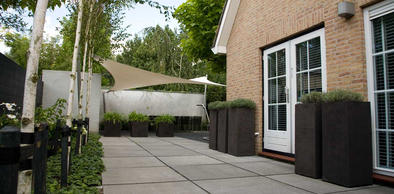 1000 images about modern garden design on pinterest tuin landscaping and 3d - Tuin landscaping fotos ...