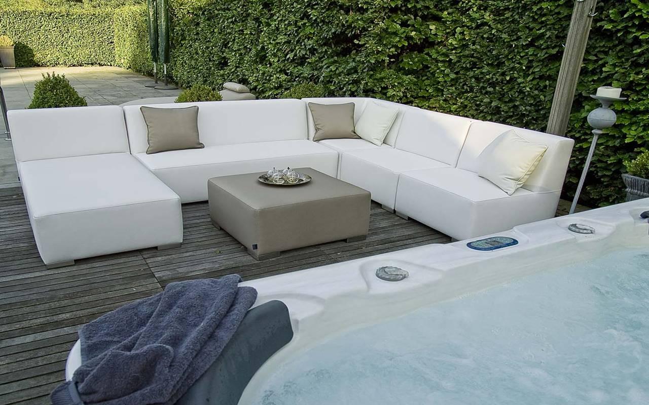 Exclusieve loungesets van design2chill i martin veltkamp tuinen