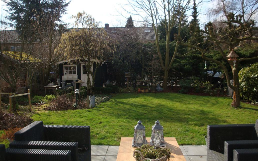 Project in uitvoering i tuinaanleg door martin veltkamp tuinen - Alle tuin ...