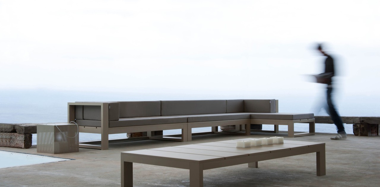 Gandia blasco all weather loungemeubelen i martin veltkamp for Muebles en ele modernos