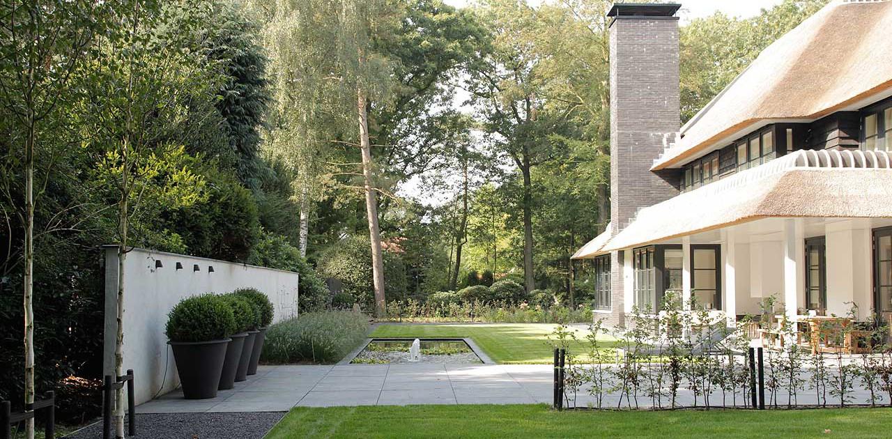 Martin veltkamp tuinen i tuinontwerp i tuinaanleg i tuinonderhoud - Moderne tuinfoto ...